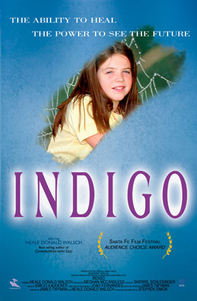 INDIGO is a film about loneliness, redemption, and the healing powers and grace of the new generation of Indigo (psychic and gifted) children being born into the world. Although the story is fictional, the emotions and actions of the film resonate with the spiritual dynamics of life today.   The dramatic core of the film is the relationship that develops between a man whose life and family have dissolved due to a fateful mistake and his 10 year-old granddaughter with whom he goes on the run to protect her from a would-be kidnapper. Along the way, he discovers the power of his granddaughter's gifts which forever alter the lives of everyone she encounters.